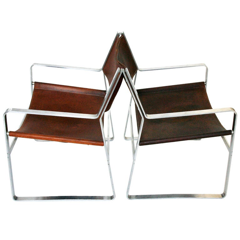 Jh 812 Easy Chairs By Hans J Wegner For Sale At 1stdibs