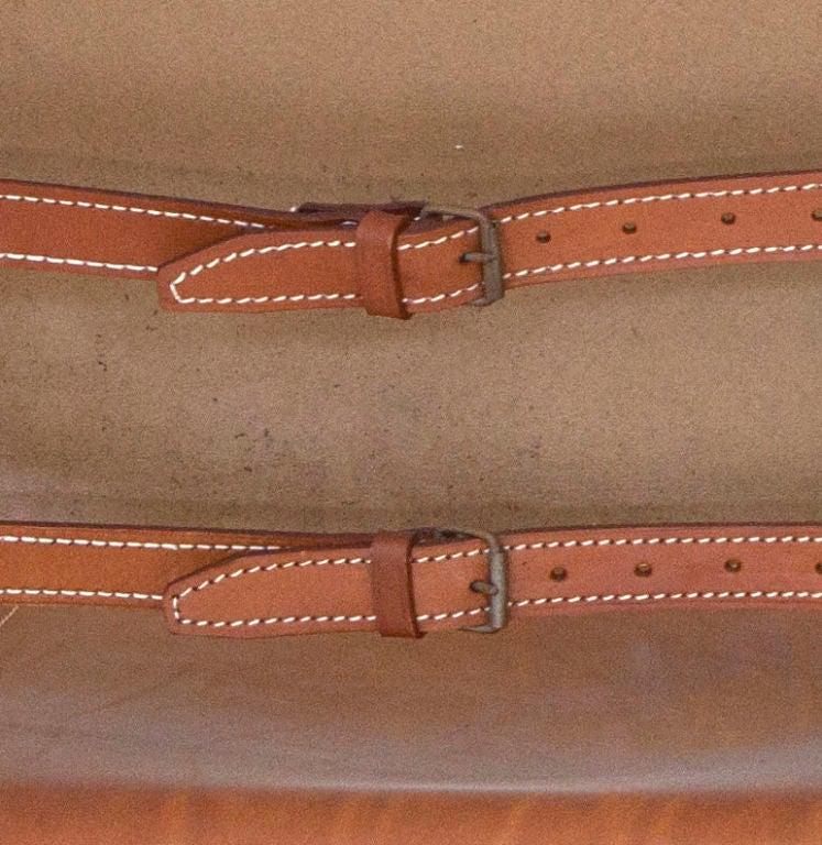 Danish Pair of Leather
