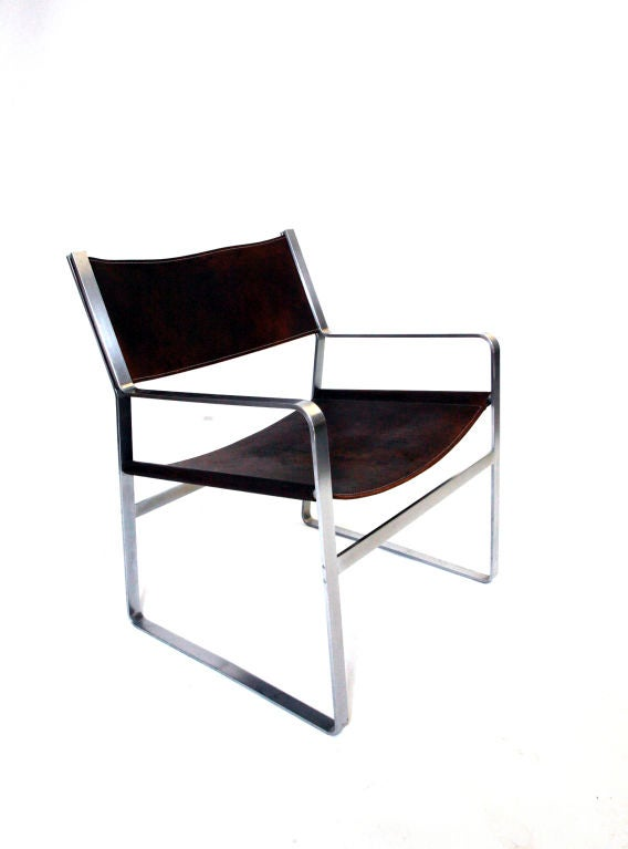 Late 20th Century JH-812 Easy Chairs by Hans J. Wegner For Sale