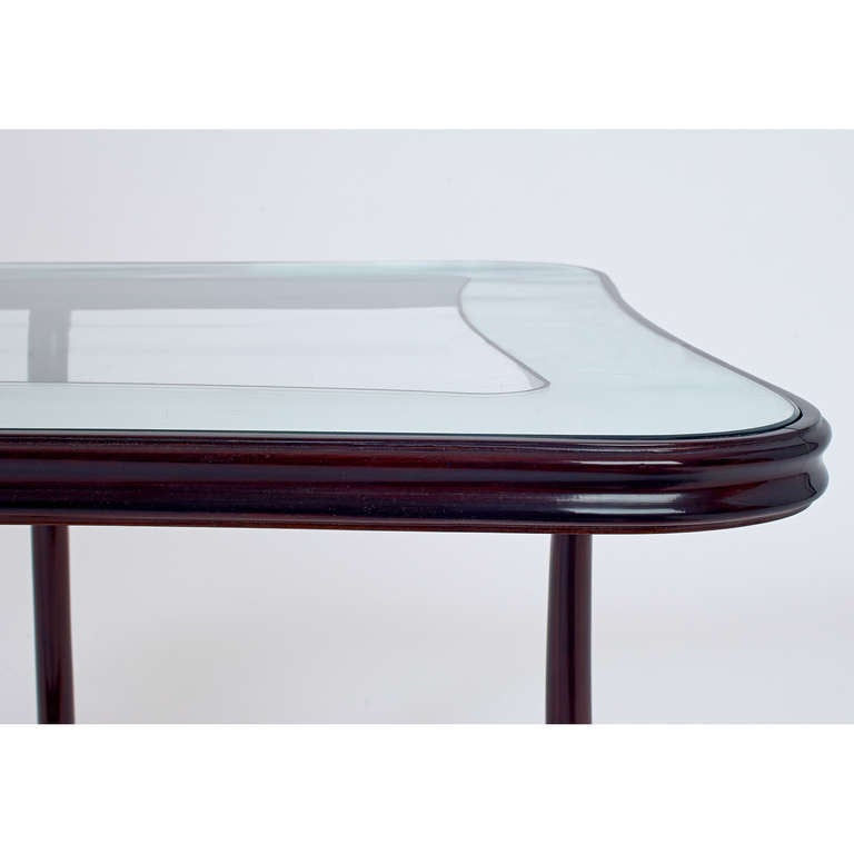Italy 1950 39 s free form coffee table at 1stdibs for Free form wood coffee tables