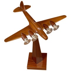 Boeing B17 Flying Fortress Model
