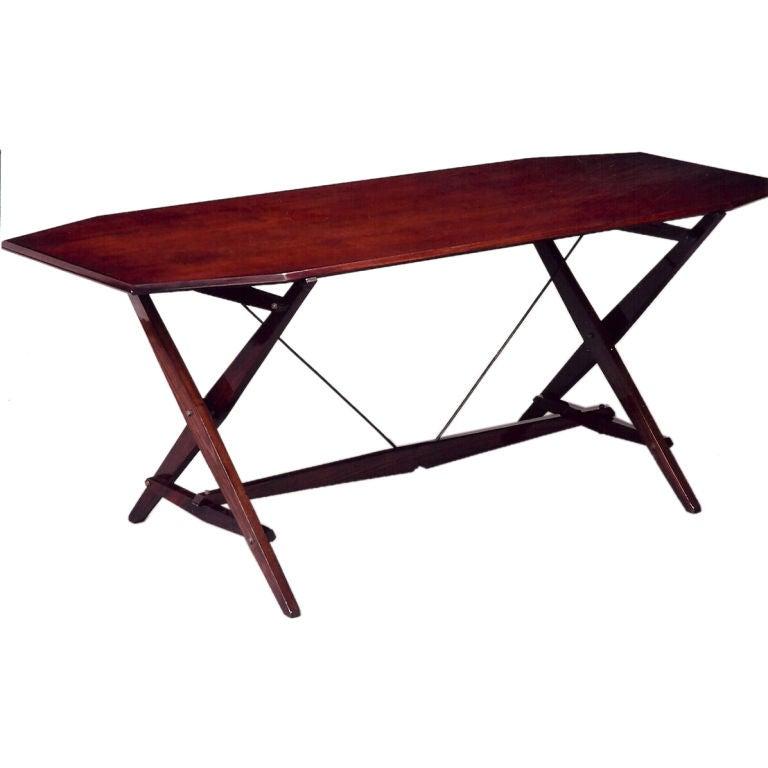 Franco Albini TL2 1950s Table in Rosewood
