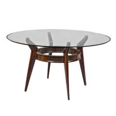 Dining Table in the Style of Ico Parisi, 1950s