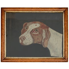A Fine 19th Century English Dog Portrait