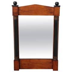 A German Biedermeier Mirror