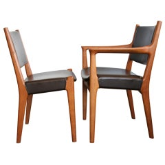 Eight Dining Chairs by Hans J. Wegner