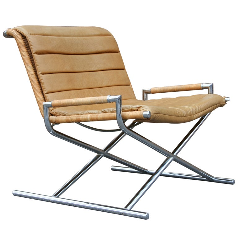 The Sled Chair Style Of Ward Bennett At 1stdibs