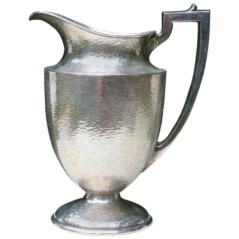 A Silver Plated Pitcher by WM Mounts at 1stdibs : 1180800l from 1stdibs.com size 768 x 768 jpeg 50kB