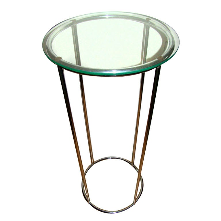 chrome table stands 1