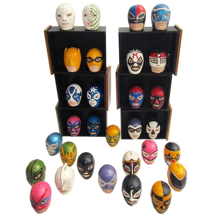 Lucha Libre Bank Collection