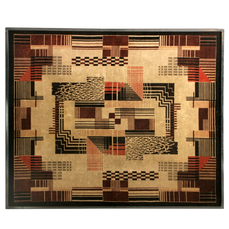 Art Deco Tapestry At 1stdibs