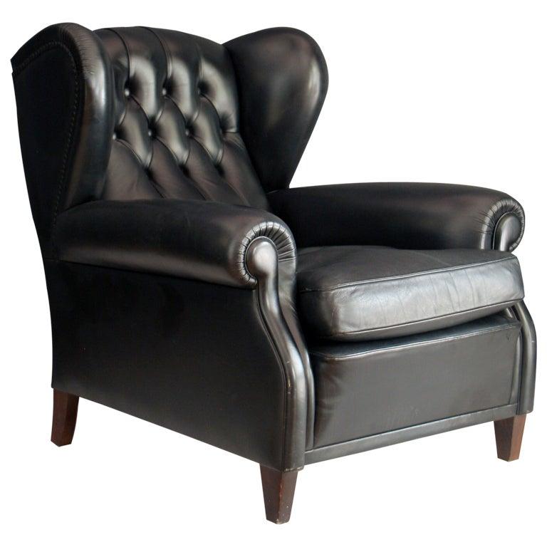 u0026quot poltrona frau 1919 u0026quot  chair at 1stdibs