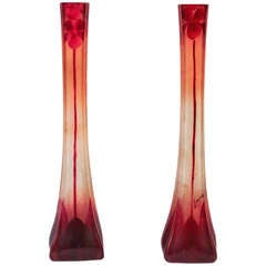French Vases by August J.F. Legras