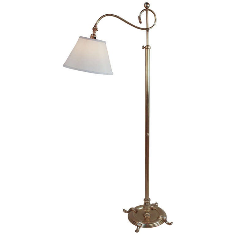 1930 39 s spanish floor lamp at 1stdibs for 1930s floor lamp