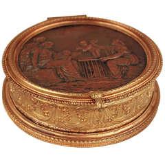 19th c. French Keepsake Box