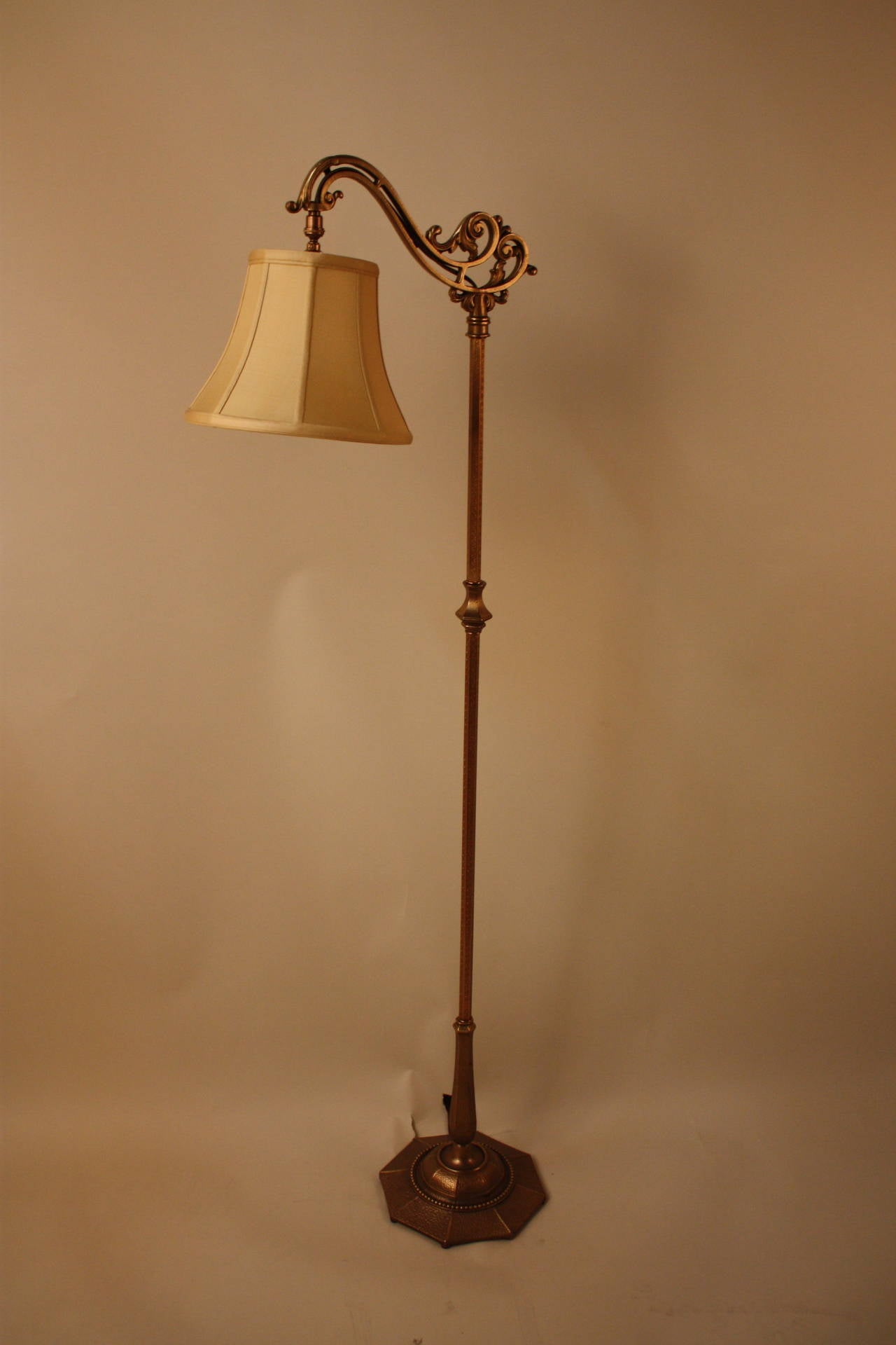 American Floor Lamp By Rembrandt Lamp Company At 1stdibs