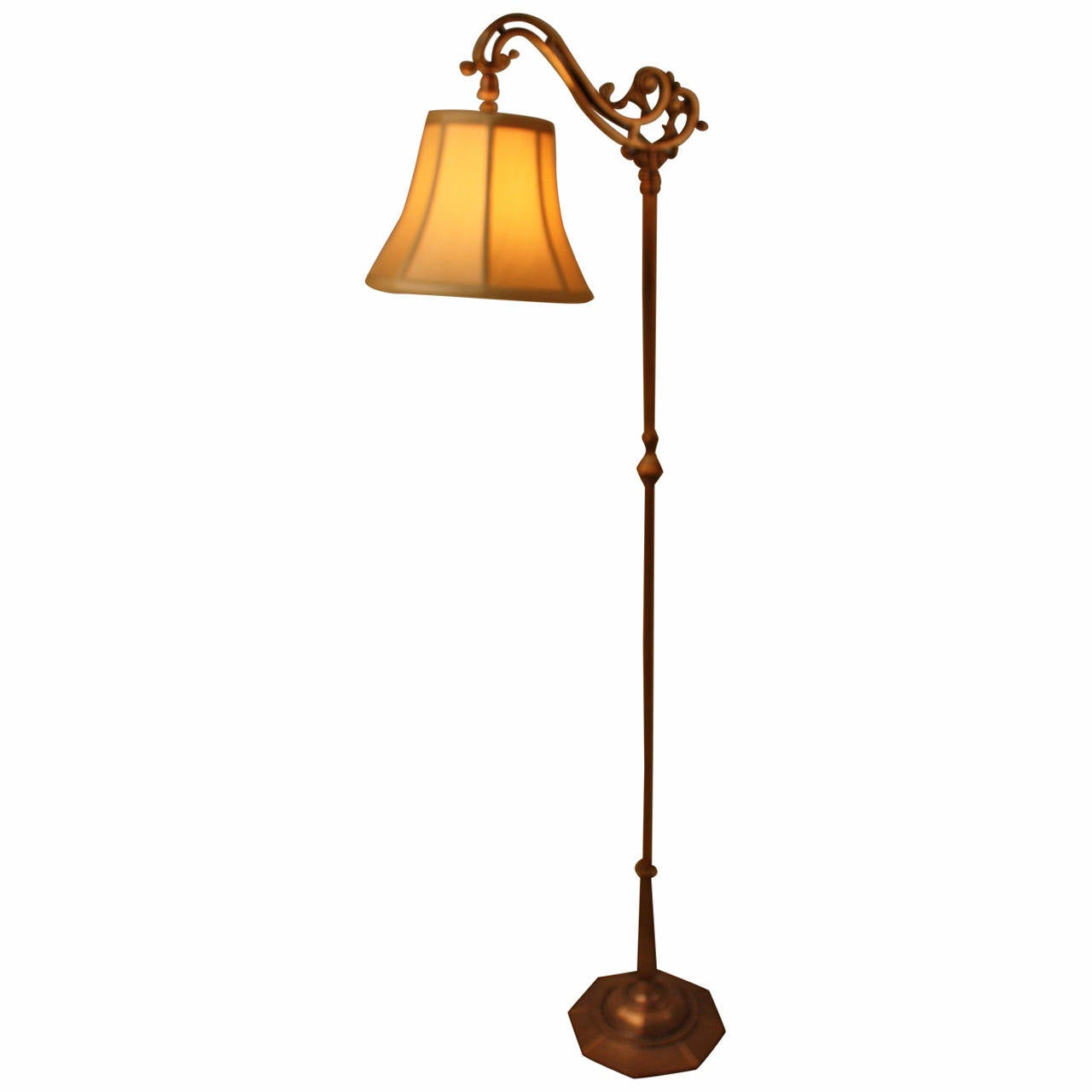 American floor lamp by rembrandt lamp company at 1stdibs american floor lamp by rembrandt lamp company for sale aloadofball Gallery
