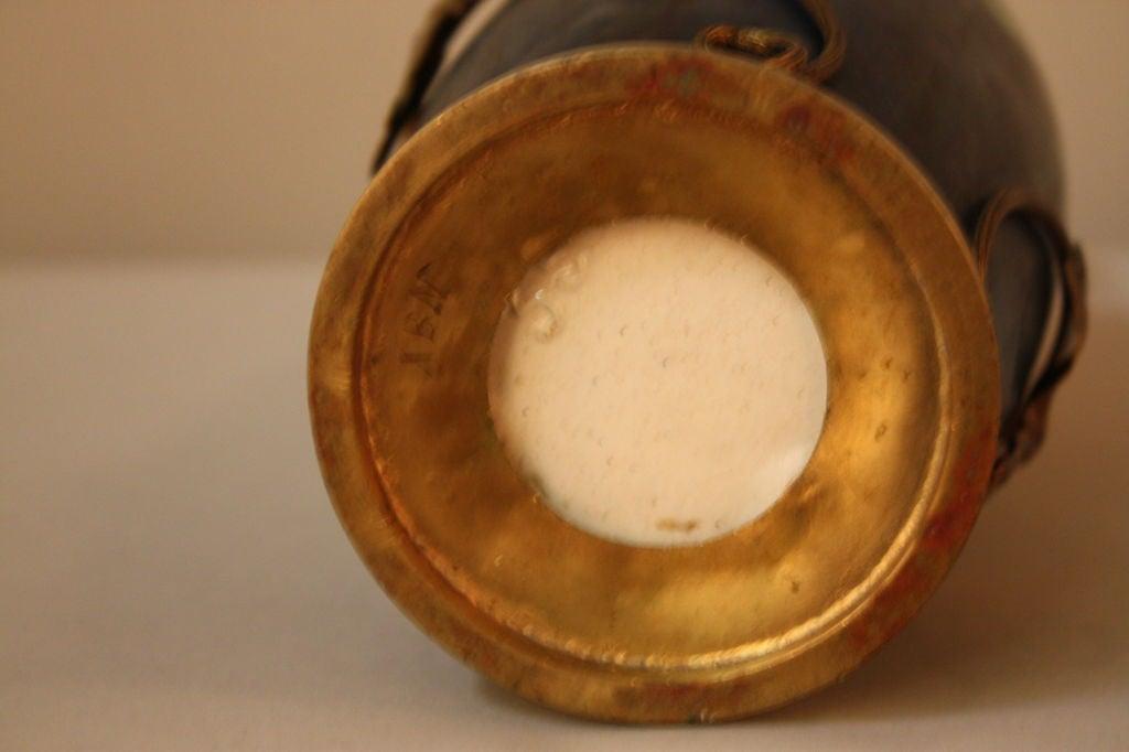 Arts & Crafts Style Pottery Vase 6