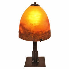 Table Lamp by Muller Freres