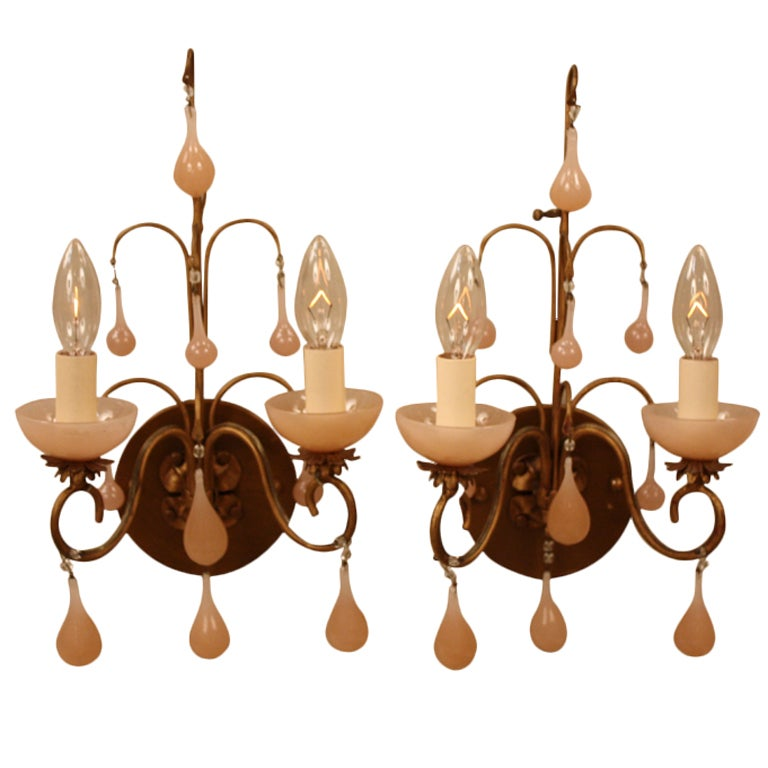 Venetian Wall Sconces at 1stdibs
