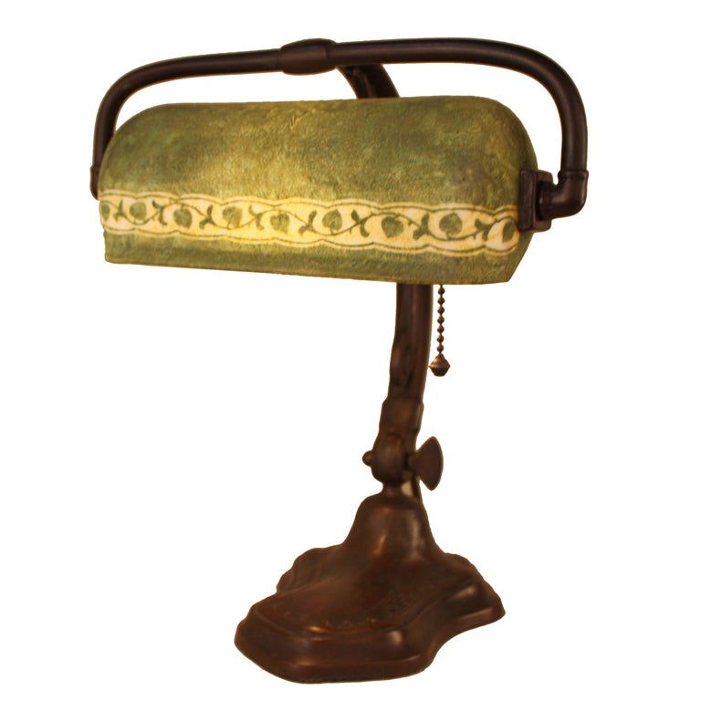 Handel Desk Lamp At 1stdibs