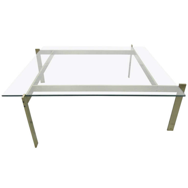 Poul Kjærholm PK61 Coffee Table