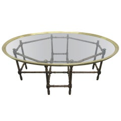 Baker Furniture Company Coffee and Cocktail Tables 55 For Sale