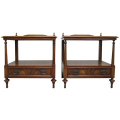 Pair of Schmieg & Kotzian Nightstands