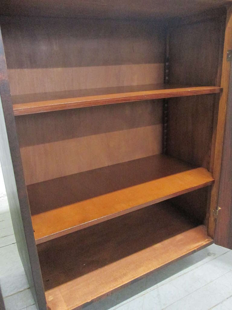 French Art Deco Rosewood Sideboard  For Sale 4