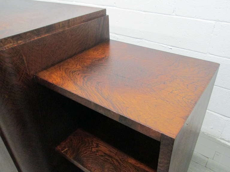 French Art Deco Rosewood Sideboard  For Sale 5