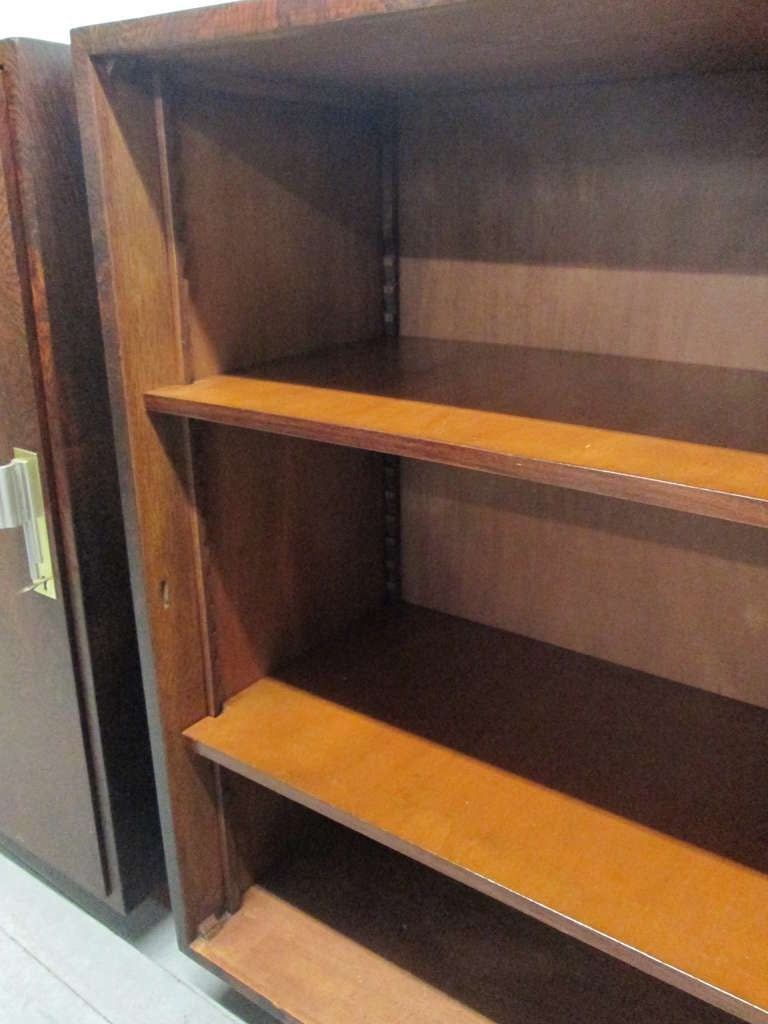 French Art Deco Rosewood Sideboard  For Sale 6
