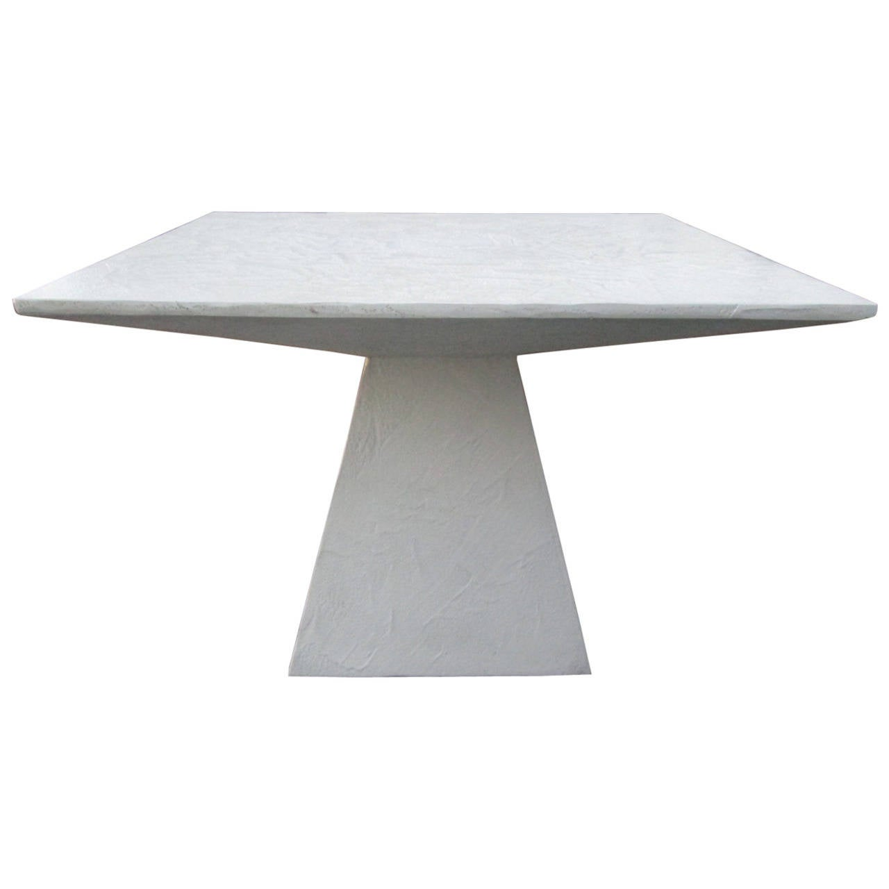 Decorative Plaster Faux Bois Center Table in the Manner of  : 2149182l from www.1stdibs.com size 1280 x 1280 jpeg 66kB