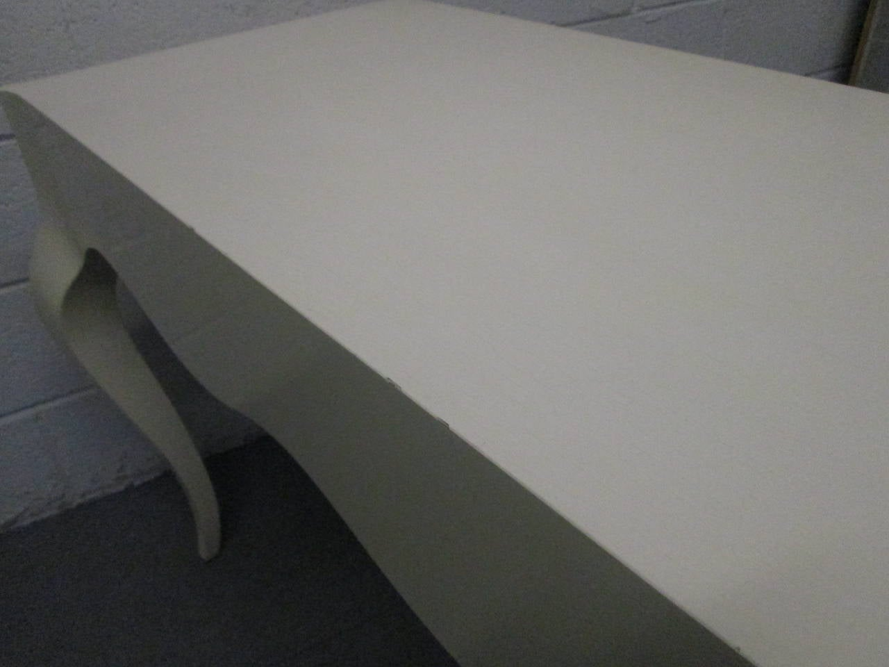 Custom Painted Grosfeld House Style Table For Sale 3