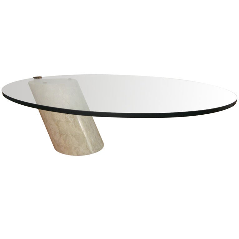 Cantilevered Coffee Table By Brueton At 1stdibs