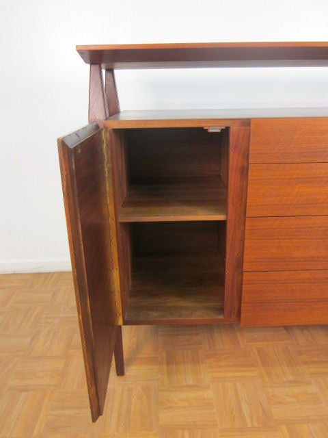 Bertha Schaefer Credenza by Singer & Sons 5