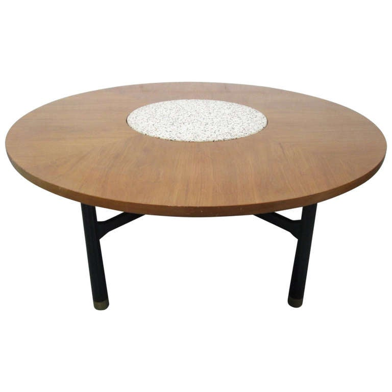 Harvey Probber Game Coffee Table At 1stdibs