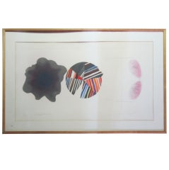 """Federal Spending"" by James Rosenquist Ed. 18/78 - Pencil Signed"