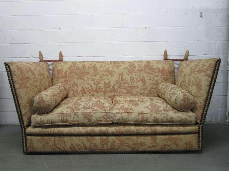 George Smith Tiplady Knole Sofa 3
