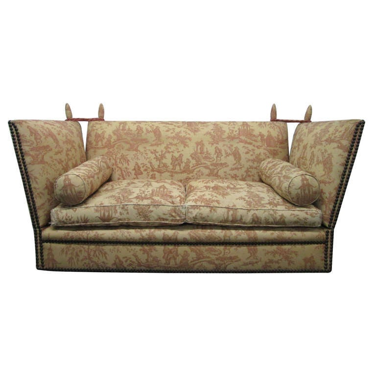George Smith Tiplady Knole Sofa 1