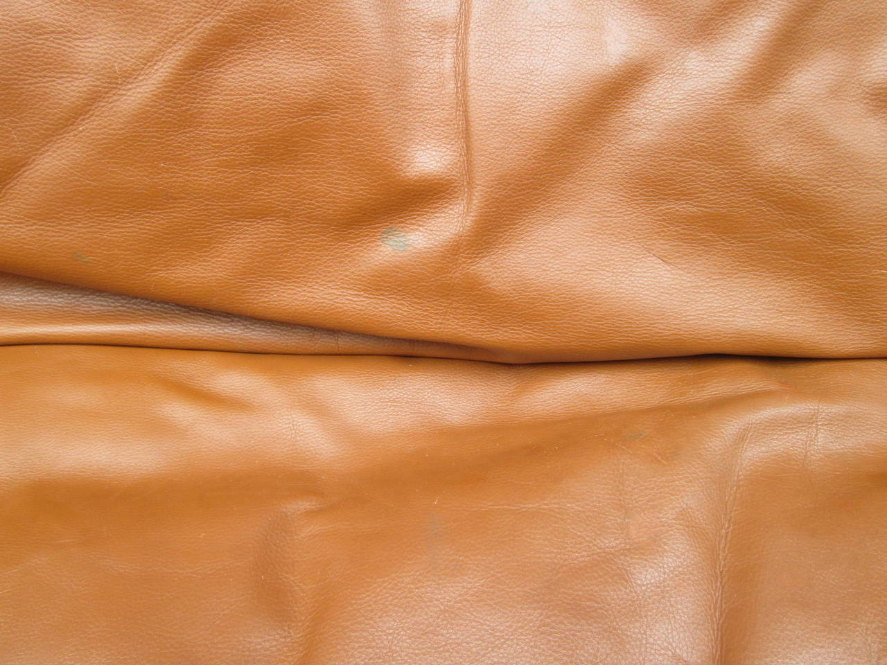Late 20th Century Leather Convertible Sofa by De Sede
