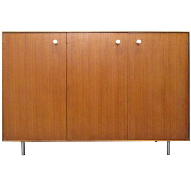 George Nelson for Herman Miller Thin-Edge Cabinet