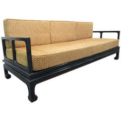 michael taylor designs schiaparelli loveseat or sofa at 1stdibs