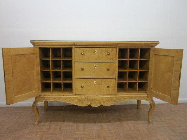 Biedermeier Sideboard or Liquor Cabinet 4
