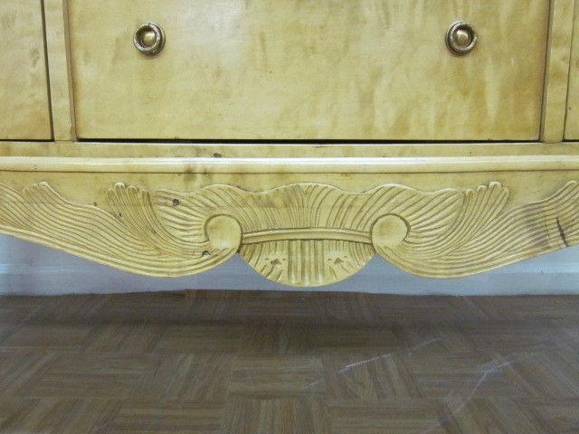 Biedermeier Sideboard or Liquor Cabinet 9