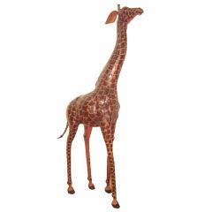 Leather Giraffe