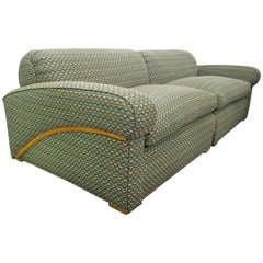 Art Deco Sofa Sectional