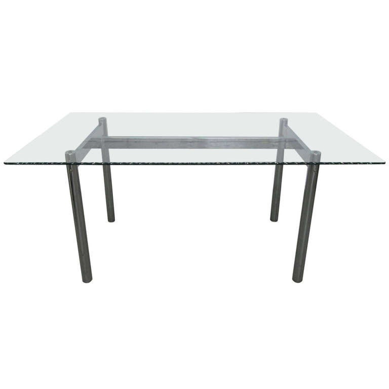 Dining Table Scalloped Edge Dining Table