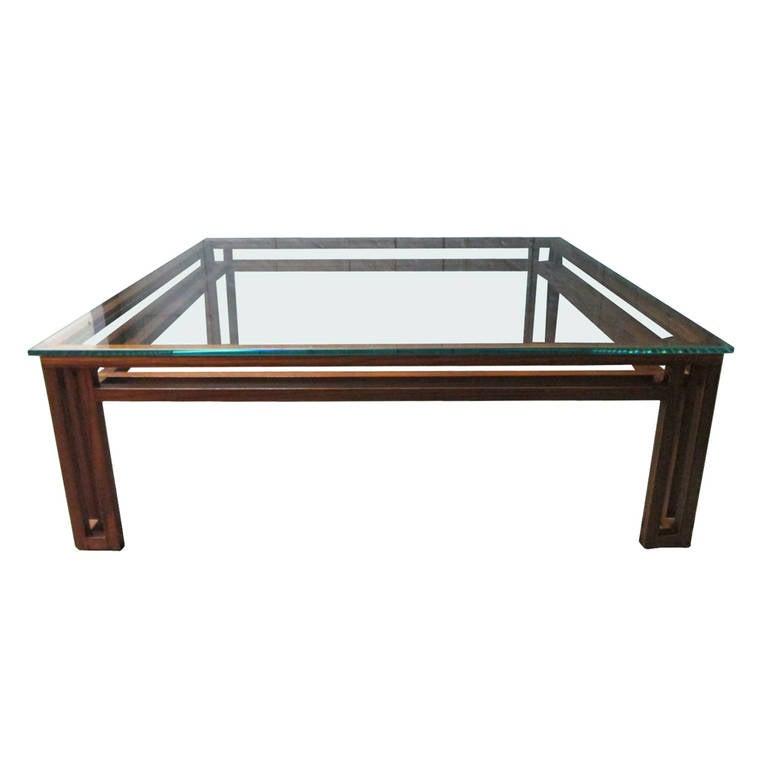 Danish Mid-Century Modern Coffee Table