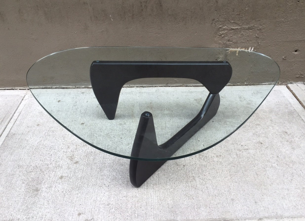 Style Of Isamu Noguchi For Herman Miller In 50 Coffee Table For Sale At 1stdibs