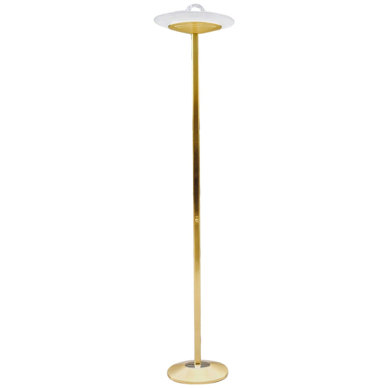 Halogen floor lamp by estiluz for sale